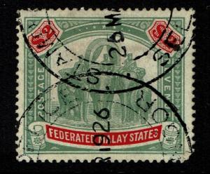 Malaya SG# 49, Used - Lot 111516
