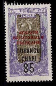 Ubangi-Shari Scott 75 MH*