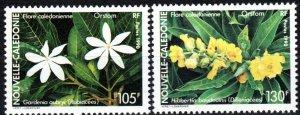 New Caledonia #638-9  MNH CV $5.50 (X7171)