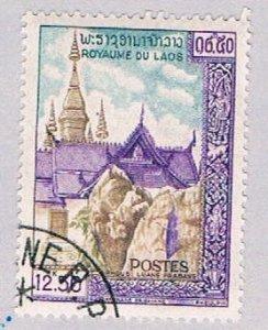 Laos 65 Used Luang Prabang 2 1959 (BP49023)