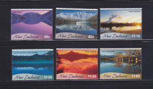 New Zealand 1657-1662 Set MNH Canpex Stamp Exhibition (B)