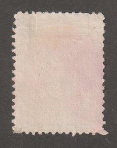 Persian stamp, Scott#499, used, 20Kr, great postmark, 1911,  #ed-116