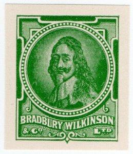 (I.B) Cinderella : Bradbury, Wilkinson & Co - King Charles Essay