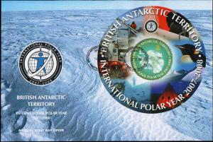 British Antarctic Territory Scott 386 Unaddressed.