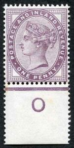 Penny Lilac Control O (p) M/Mint