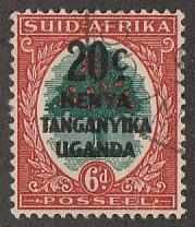 88b,used Kenya,Uganda,& Tanzania