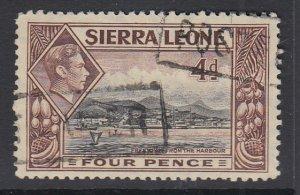 SIERRA LEONE, Scott 178, used