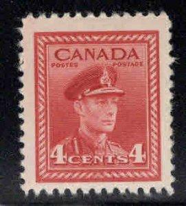 CANADA Scott 254 MNH** 1943 dark carmine
