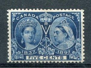 Canada #54 Mint VF    - Lakeshore Philatelics