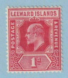 LEEWARD ISLANDS 43  MINT HINGED OG * NO FAULTS EXTRA FINE!