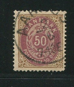 Denmark #33 Used