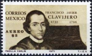 Mexico #C386 Clavijero