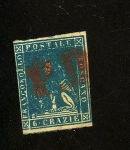 Tuscany #15 Used F-VF Cat $ 375.00