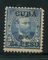 United States Cuba #255 MNH (Box2)