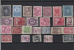 austria stamps ref r10905