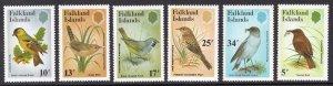FALKLAND ISLANDS SCOTT 354-359