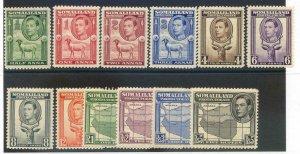 Somaliland SG93/104 Unmounted Mint