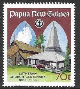 Papua New Guinea  650  1986  single used