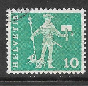 Switzerland Used [7399]