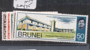 Brunei SG 187-91 MNH (9dff)