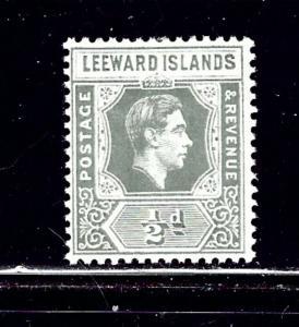 Leeward Is 120 MH 1949 issue