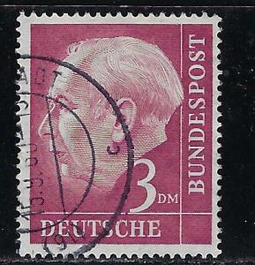 Germany Bund Scott # 721, used