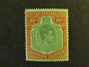Leeward Islands #114 mint hinged  c203 467