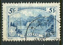 Switzerland #206 Used
