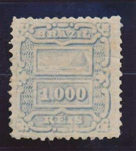 Brazil Stamp Scott #98, Mint Hinged, Original Gum - Free U.S. Shipping, Free ...