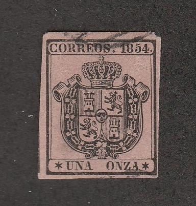 1854 - 1931 Spain Official Stamps Used and Unused