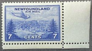Newfoundland # C19 MNH