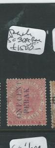 MALAYA PERAK (P0308B2) QV1C/ 2C  SG 30A  VFU   RARE