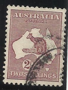 Australia 125 2sh Used