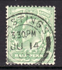 Great Britain King Edward VII 143 Used BIN