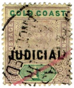 (I.B) Gold Coast Revenue : Judicial 1/-