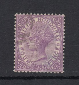 British Honduras, Sc 15 (SG 20), used