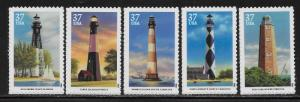 UNITED STATES SC# 3787-91  FVF MNH 2003