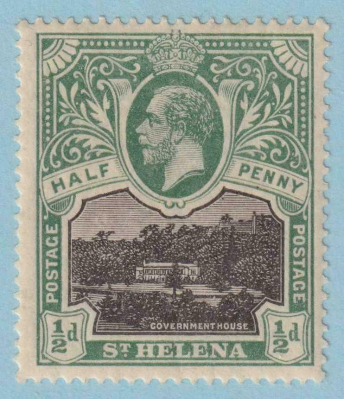 ST HELENA 61  MINT HINGED OG * NO FAULTS EXTRA FINE !