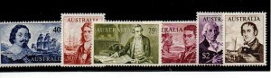 Australia 412-417 Mint Never Hinged