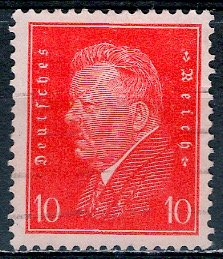 Germany; 1928: Sc. # 371: O/Used Single Stamp