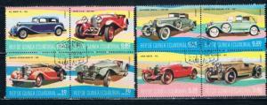 Equatorial Guinea Used Antique Cars 1974 (E0004)