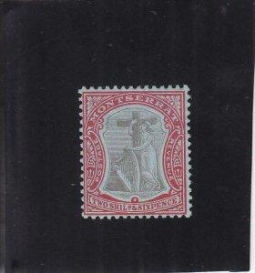 Montserrat: Sc #39, MH (35474)