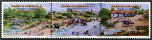HERRICKSTAMP NEW ISSUES COLOMBIA Battle of the Palace Centenary