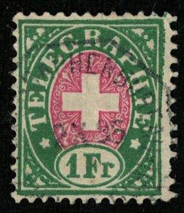 Switzerland, (3845-Т)