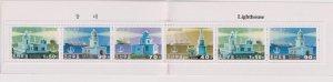 Korea 2001 Lighthouses  (MNH)  - Lighthouses