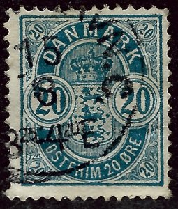 Denmark #37 Used F-VF SCV$70...choose your price!