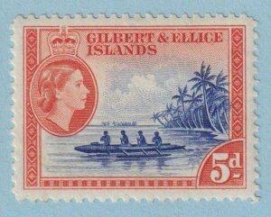 GILBERT & ELLICE ISLANDS 66  MINT HINGED OG * NO FAULTS EXTRA FINE!