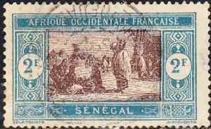 Senegal #120      Used