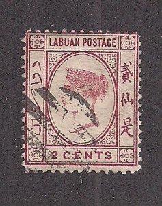 LABUAN SC# 36   FVF/U