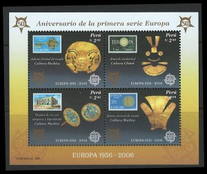 Peru Scott 1482 Europa 2006! MNH!